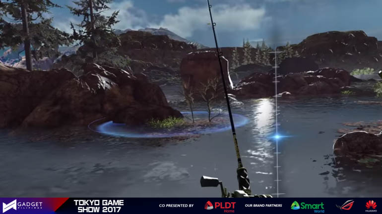 Ffxv monster of the deep because fishing is life for Ffxv fishing rods