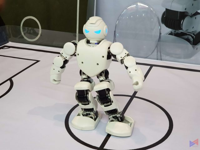UBTECH Robotics Launches Alpha 1 Pro Robot in PH