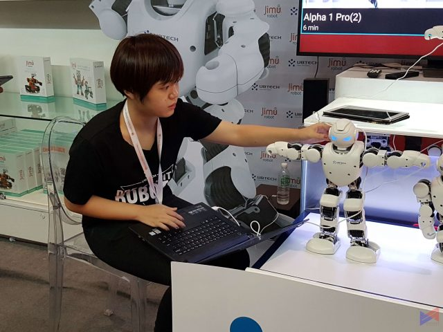 alpha1pro 03 640x480 - UBTECH Robotics Launches Alpha 1 Pro Robot in PH