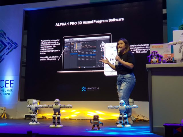 alpha1pro 05 640x480 - UBTECH Robotics Launches Alpha 1 Pro Robot in PH