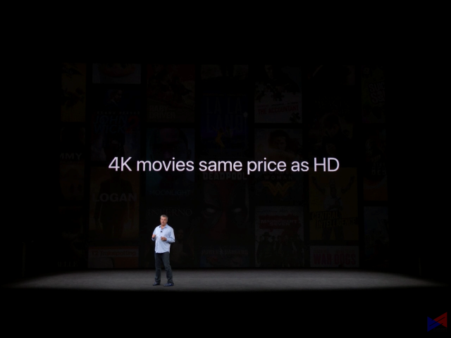 , Apple TV 4K with A10X Fusion Chip Now Official, Gadget Pilipinas