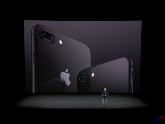 Apple Announces iPhone 8 and iPhone 8 Plus: A11 Bionic Chip, Portrait Lighting, and Wireless Charging