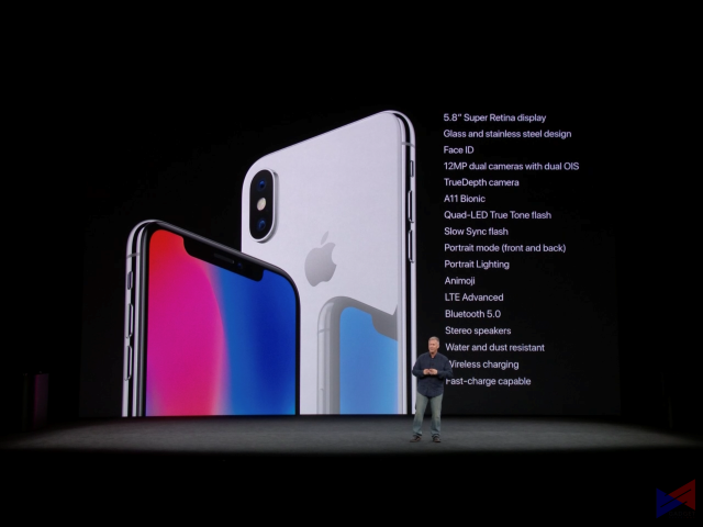 iphonex 14 - Meet the Apple iPhone X with a Super Retina Display, TrueDepth Camera, and Face ID