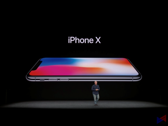 Meet the Apple iPhone X with a Super Retina Display, TrueDepth Camera, and Face ID