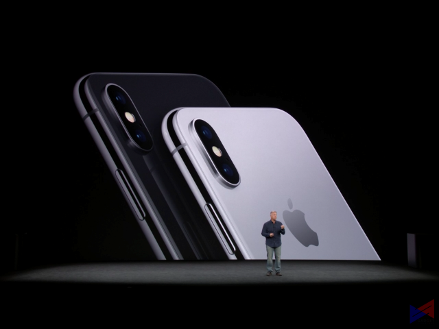 iphonex 5 - Meet the Apple iPhone X with a Super Retina Display, TrueDepth Camera, and Face ID