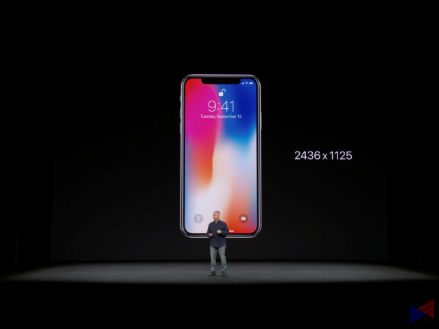 iphonex 6 - Meet the Apple iPhone X with a Super Retina Display, TrueDepth Camera, and Face ID