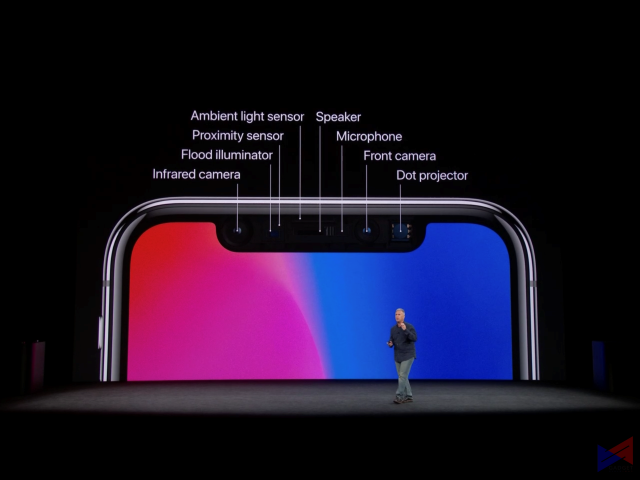 iphonex 9 - Meet the Apple iPhone X with a Super Retina Display, TrueDepth Camera, and Face ID