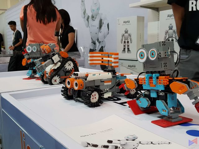 UBTECH Robotics Launches STEM-Friendly Jimu Robots in PH