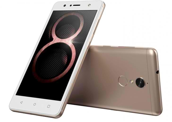 , Lenovo K8 and K8 Plus Announced in India, Gadget Pilipinas