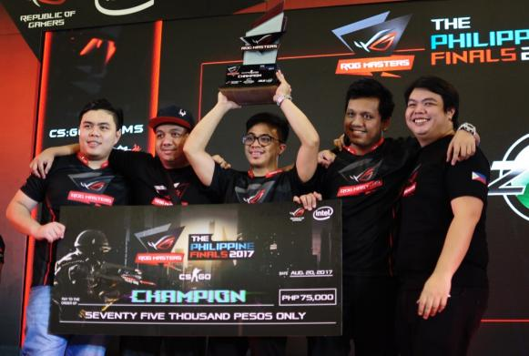 The ROG Masters 2017 Asia Pacific Regional Finals is Coming to Manila on October 2017!
