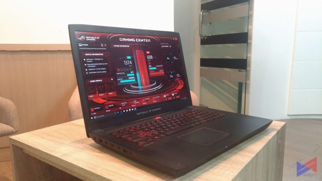 rog ryzen u10 640x360 - ROG Strix GL702ZC First Impressions: Ryzen Meets the Republic