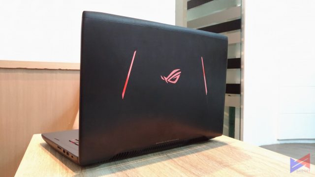 ASUS Launches ROG Strix GL702ZC Gaming Laptop in PH