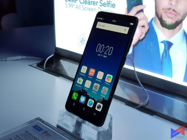 , The Vivo V7+'s Face ID Access Feature is a Glimpse of the Future for Smartphones, Gadget Pilipinas