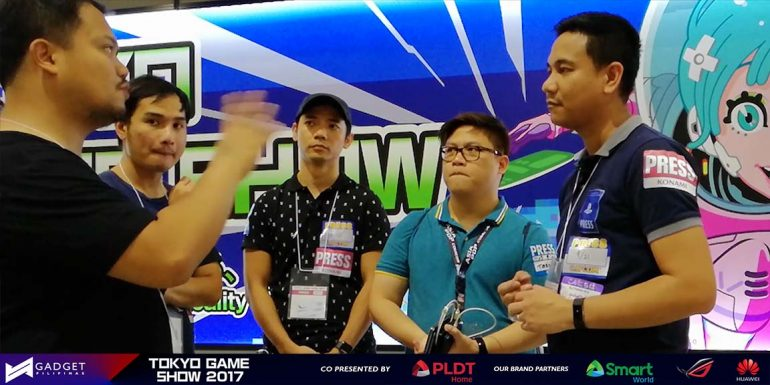 Tokyo Game Show: Day 1 Wrap-Up