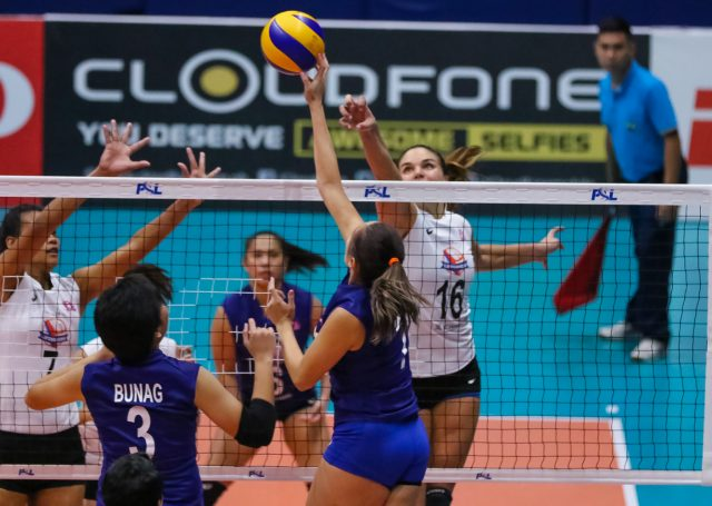 Catch the hottest volleyball action live at the PSL Grand Prix Free with any Cloudfone device!