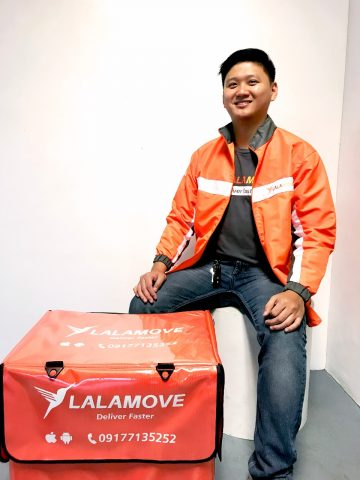 Albert Go Country Director of Lalamove Philippines