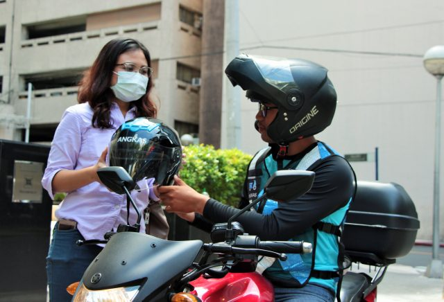 ANGKAS seeks to make motorbikes a safe and reliable commuting option