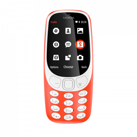 Nokia 3310 Warm Red front 480x480 - Nokia 3310 with 3G Now Available in PH: Priced at PhP2,790