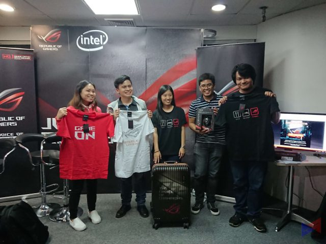 ROG announcements 53 640x480 - ASUS ROG Gives a Sneak Peak of Newest Tees and Peripherals for PH Market