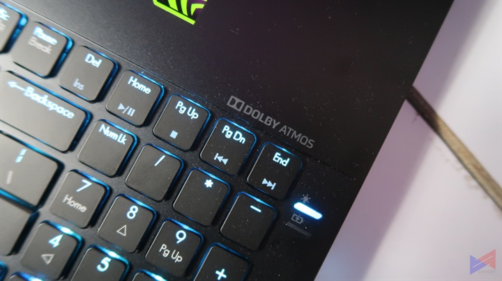Triton 700 Review 52 - ACER Predator Triton 700 Review: A Synergy of Power and Form