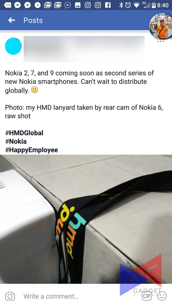 Uh Oh 4 Blurred 576x1024 - Are Nokia 2, 7 and 9 really going to see the light of day? BPO employee who works directly for Nokia apparently leaked some classified info.
