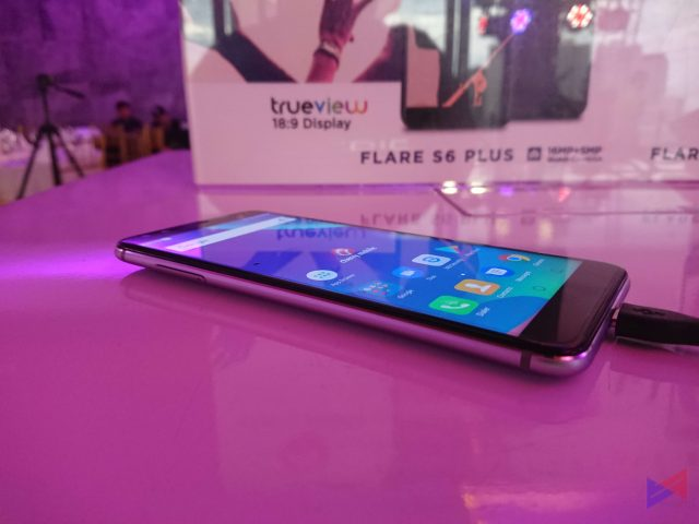 Cherry Mobile Joins the 18:9 Race with the Flare S6 Plus