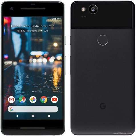 google pixel 2 5 477x480 - Google Announces Pixel 2 and Pixel 2 XL: Snapdragon 835, Water Resistance, and Active Edge