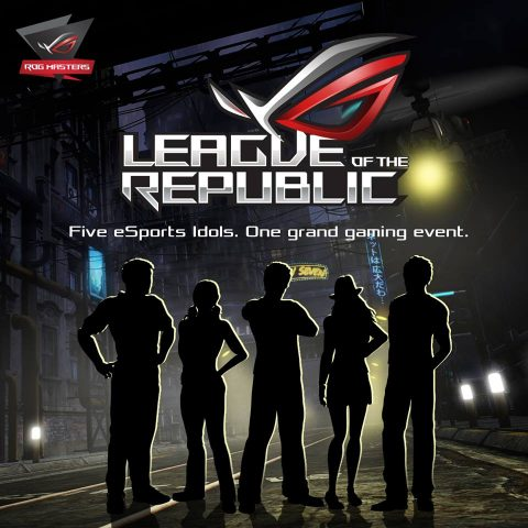 league of the republic 1 480x480 - ASUS Announces More Details for Upcoming ROG Masters APAC Finals