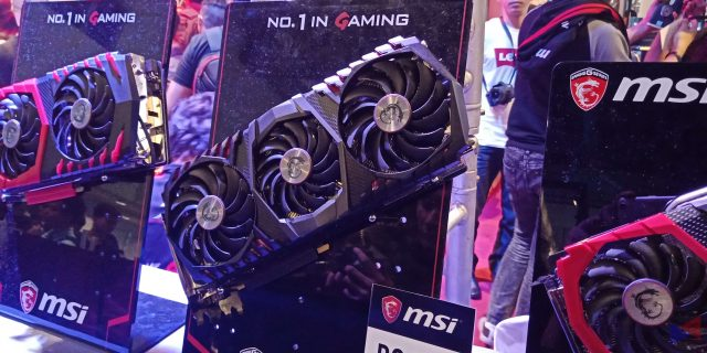 Take Your Game to the Next Level with MSI's New Products!