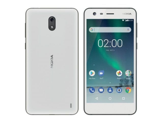 nokia 2 white 840x629 640x480 - Philippines' Top 10 most Googled smartphones in 2017