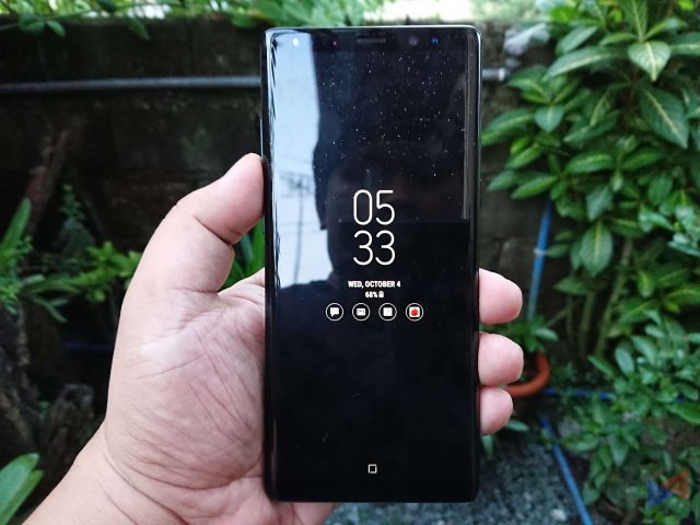note8unit 21 640x480 - Samsung Galaxy Note 8 Review: Back With a Vengeance