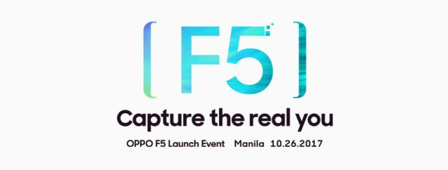 oppo f5 teaser 640x243 - The OPPO F5 will be Launched on October 26, and you can Watch it Live Online!