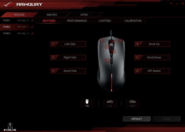strixevolve sw02 640x455 - ASUS ROG Strix Evolve Gaming Mouse Review: For All Hands