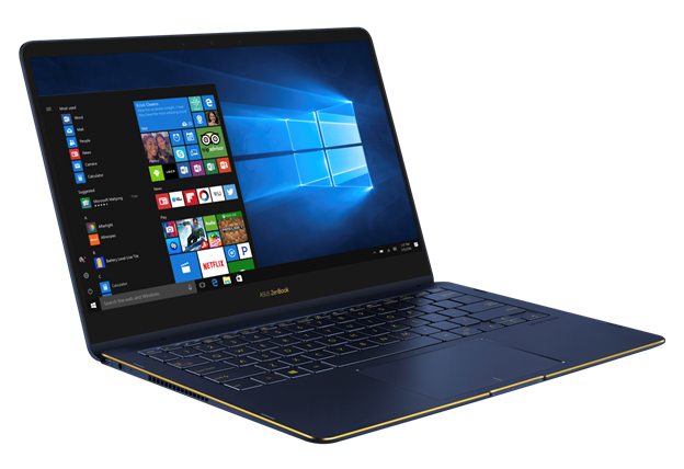 ASUS Redefines Luxury with its Newest Consumer Notebooks