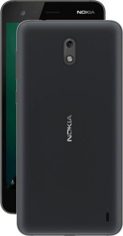 Nokia 2 color variant Pewter 252x480 - Nokia 2 Announced, Promises 2 Days of Battery Life