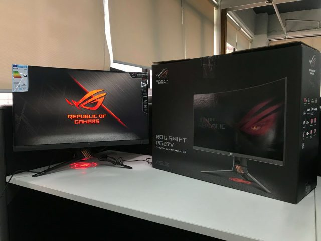 PG27VQ 01 640x480 - ASUS ROG PG27VQ Curved Gaming Monitor Will be Available in PH this Month