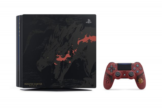 PS4 MONSTERHUNTERWORLD 02 1 640x427 - This PlayStation 4 Pro Monster Hunter: World Rathalos Edition is what occupies our mind right now