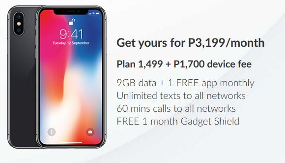 , Smart opens pre-order page for iPhone X, Get Yours for PhP3199 a month!, Gadget Pilipinas