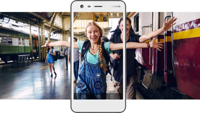 nokia 2 camera 640x360 - Nokia 2 Announced, Promises 2 Days of Battery Life