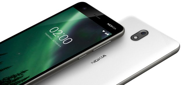 nokia 2 screen 640x292 - Nokia 2 Announced, Promises 2 Days of Battery Life