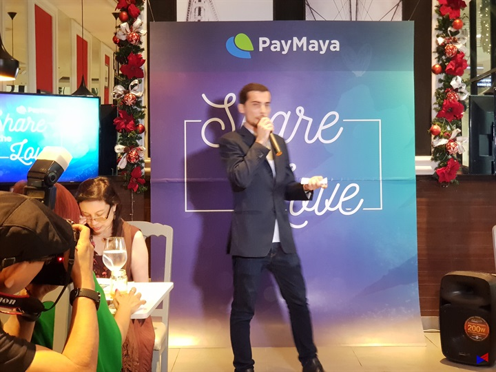 #ShareTheLove this Christmas with PayMaya's online and offline perks