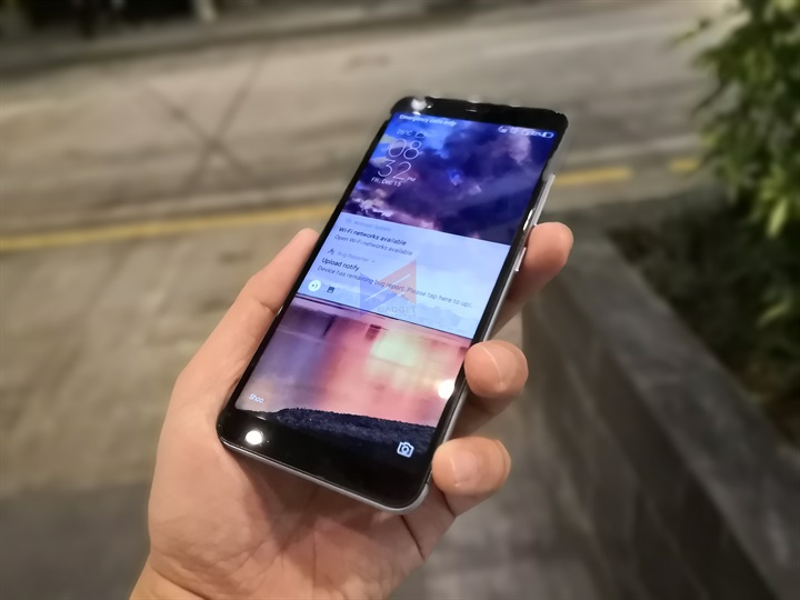 First look at ASUS Zenfone Max Plus (M1); will likely drop this January 2018 as the most affordable 18:9 offering by ASUS