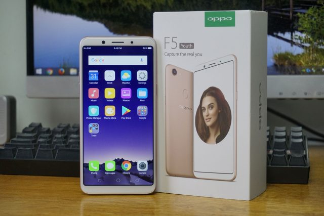 DSC2969 640x427 - OPPO F5 Youth Review: Great Value for Less
