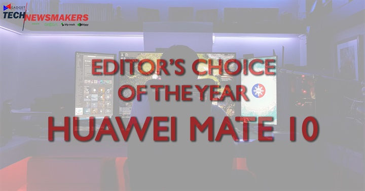 Editors Choice of the Year 1 - Here are your Gadget Pilipinas Tech Newsmakers 2017 Winners