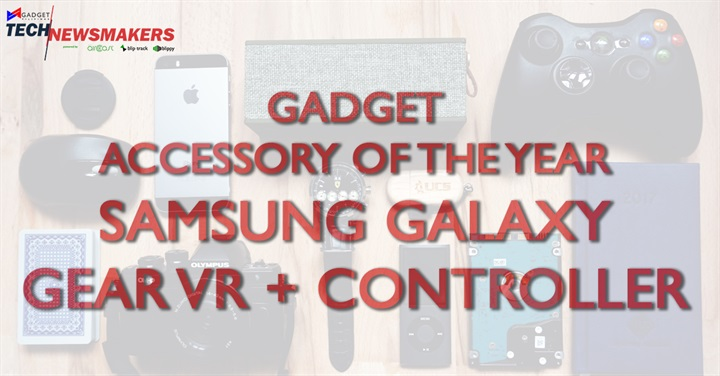 Gadget Accessory of the Year - Here are your Gadget Pilipinas Tech Newsmakers 2017 Winners