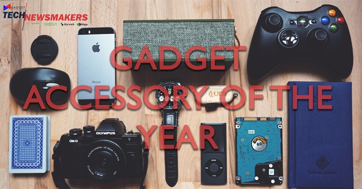 Gadget Accessory of the year - Here are the Nominees for the Gadget Pilipinas Tech Newsmakers 2017!