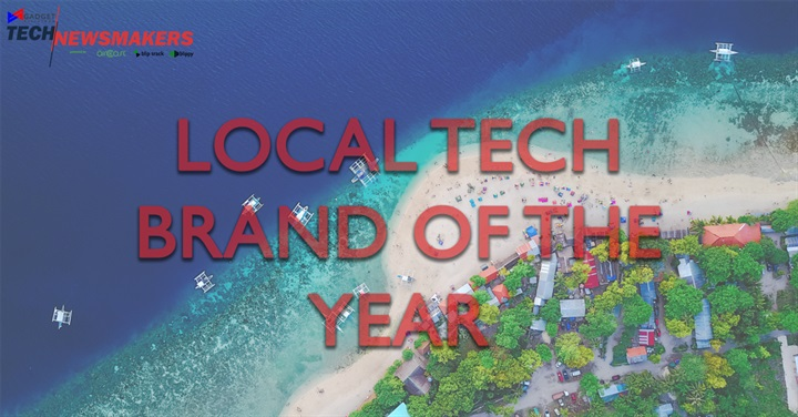 Local tech brand of the year - Here are the Nominees for the Gadget Pilipinas Tech Newsmakers 2017!