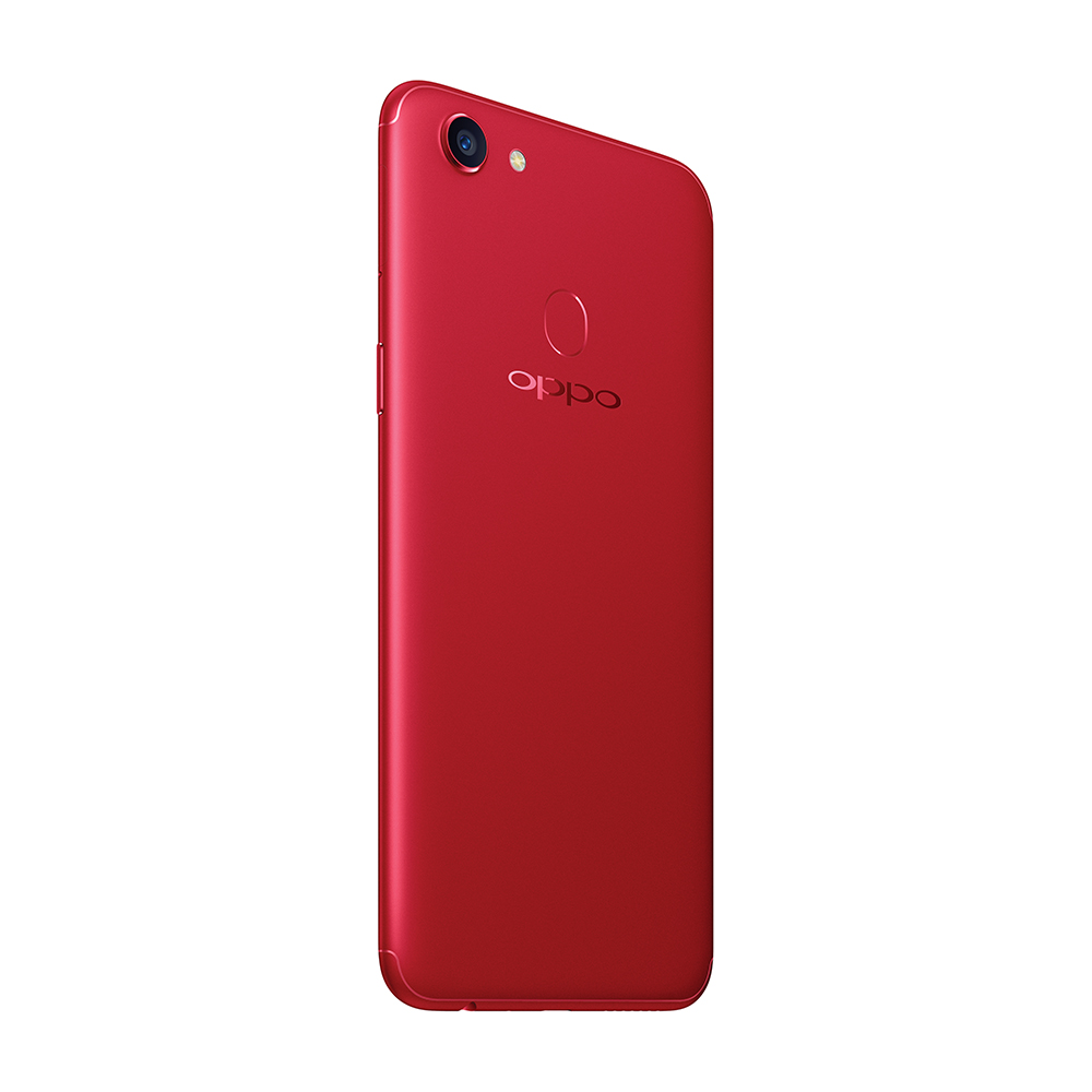 OPPO Announces Limited Edition Red OPPO F5 with 6GB of RAM