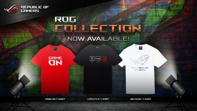 Press advisory apparel 640x360 - ASUS ROG Introduces its Collection of Premium Bags and Apparel!