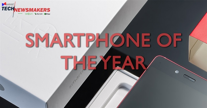 Smartphone of the Year - Here are the Nominees for the Gadget Pilipinas Tech Newsmakers 2017!